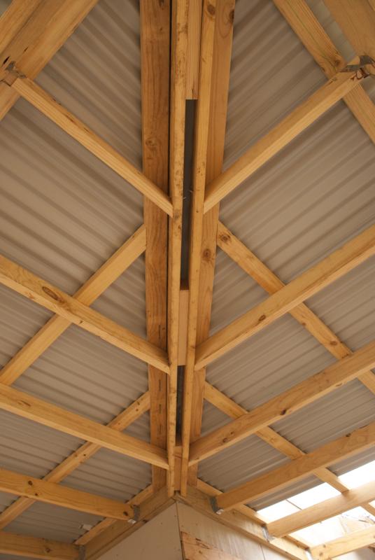 Veranda Rafters And Battens Diy House